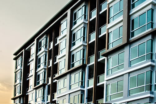 Cleaning Services For Building Exterior
