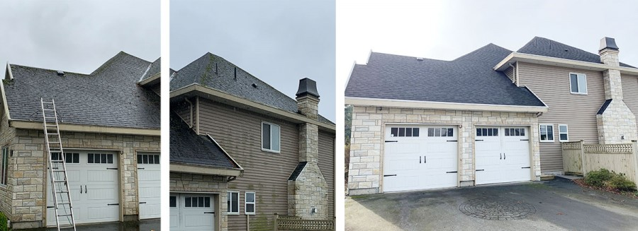Home Siding Cleaning, Building Siding Cleaning